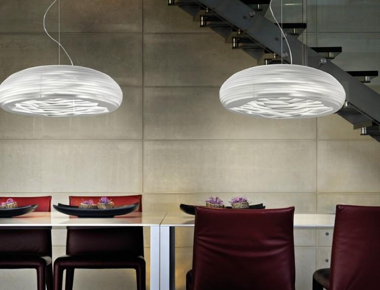 Der lichtguru licht ist leben for Designer esstisch leuchten
